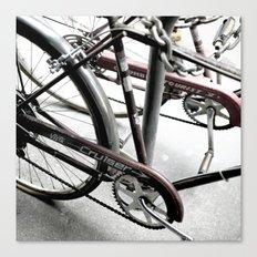 bikes 08 Canvas Print