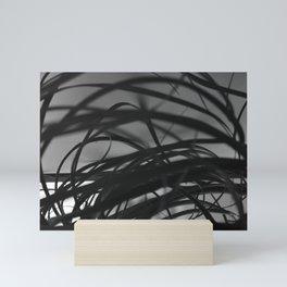 Shadowed Branches Mini Art Print