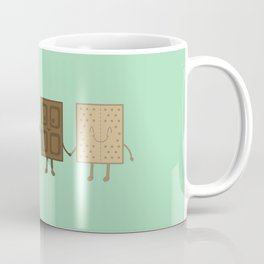 Life is S'more Fun Together (Mint) Coffee Mug