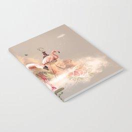 Flamingo land Notebook