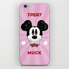 Muckey iPhone Skin