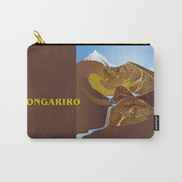 Magic Water - Tongariro National Park Carry-All Pouch