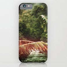 Let's Escape to Wilderness - Version II Slim Case iPhone 6s