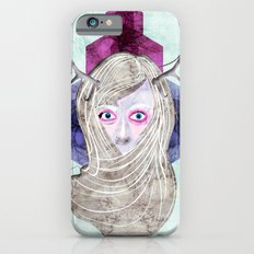 Hair Mask iPhone 6s Slim Case