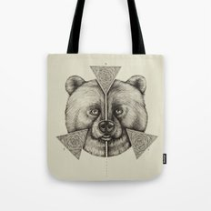 'Natural Symmetry' Tote Bag