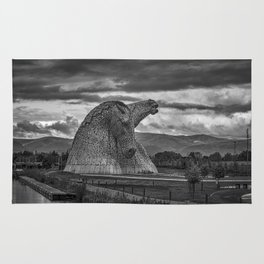 The Kelpies. Rug