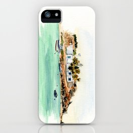 Naxos iPhone Case