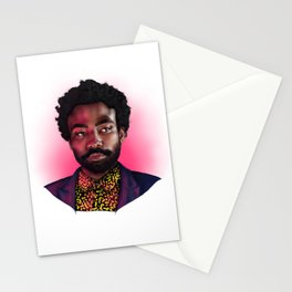 GAMBINO BUST Stationery Cards