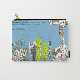 Jx3 Poem - 6 Carry-All Pouch
