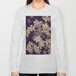 Blazing in Gold and Quenching in Purple Long Sleeve T-shirt