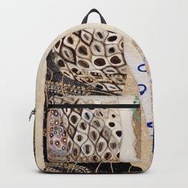Gustav Klimt -  Water Serpents Backpack