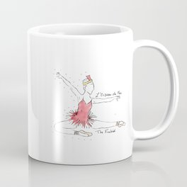 Firebird Ballerina Coffee Mug