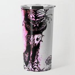 chesire cat Travel Mug
