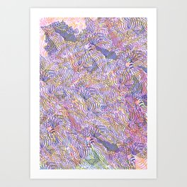 cosmology Art Print