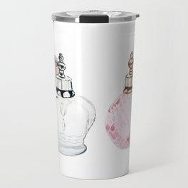 Vintage perfume Travel Mug