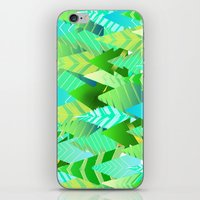 portland iPhone & iPod Skins featuring Portland by Maura McGonagle