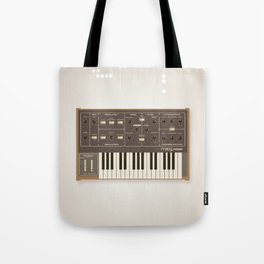 The Synth Project - Moog Prodigy - Updated Tote Bag