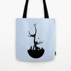 End of Shift Tote Bag