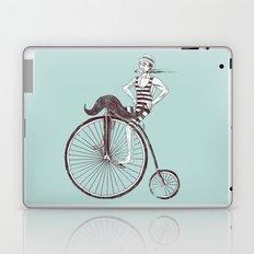Mustache Handlebar Laptop & iPad Skin