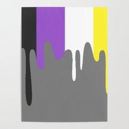 Non-binary Slime Poster