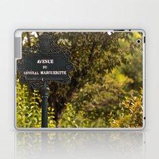 Paris Avenue Laptop & iPad Skin