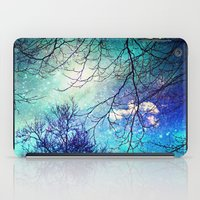 night sky iPad Cases featuring night sky by Sylvia Cook Photography
