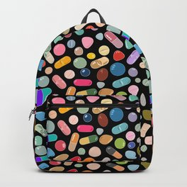 Namaste Bitches - Pill Series Backpack