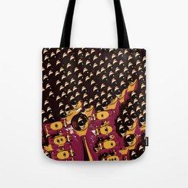 Flunkyball Tote Bag