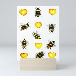 Bzz! Mini Art Print