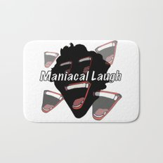 Maniacal Laugh Bath Mat