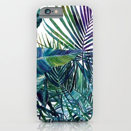 The jungle vol 2 iPhone Case