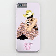 Beauty Bang Bang iPhone 6s Slim Case