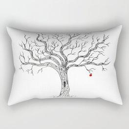 Poison Apple Rectangular Pillow