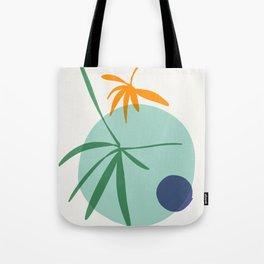 zen garden - blue moon Tote Bag