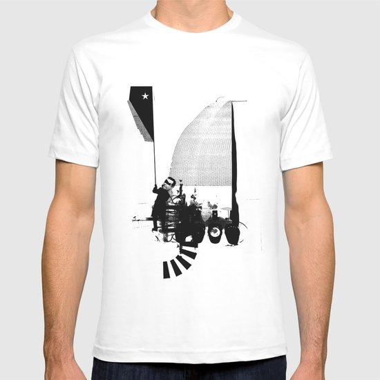 Capture the Flag ... T-shirt