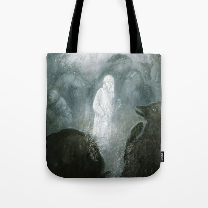 7Ravens - Whispers Tote Bag