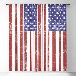 4th of July Independenceday Blackout Curtain