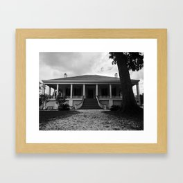Beauvoir Framed Art Print