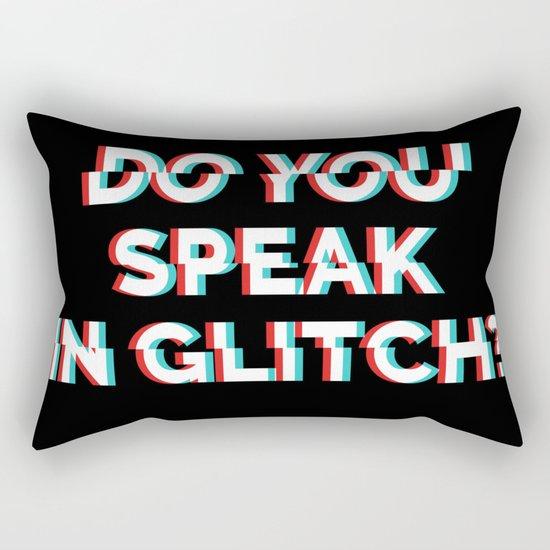 Do You Speak In Glitch? by patrickzedouard
