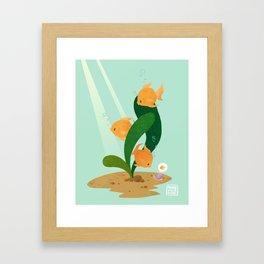 🐠 Fish 🐠 Framed Art Print