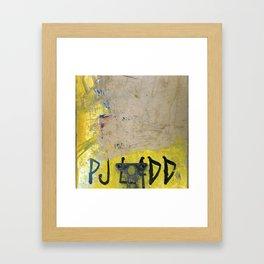 PJ Ladd, Flip, Stardust, 2002 Framed Art Print