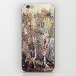 Gloomy Forest iPhone Skin