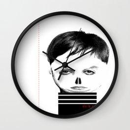 viv la vie Wall Clock