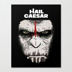 Hail Caesar Canvas Print
