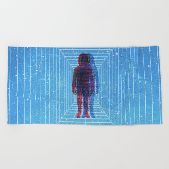 Dimensions Beach Towel