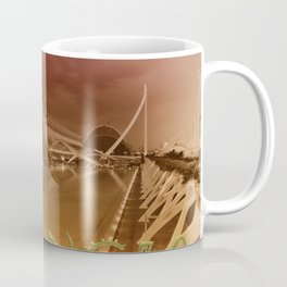 Valencia Science City Coffee Mug