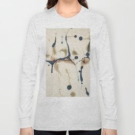 Marbled Splotches Long Sleeve T-shirt