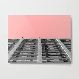 The sky was pink Metal Print