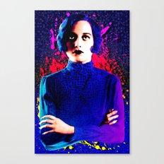 Joan Crawford, The digital Taxi Dancer Canvas Print