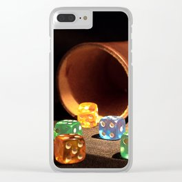 A good throw Clear iPhone Case